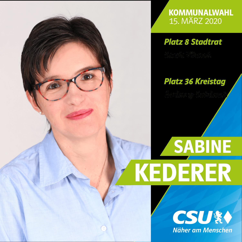 8 Kederer Sabine