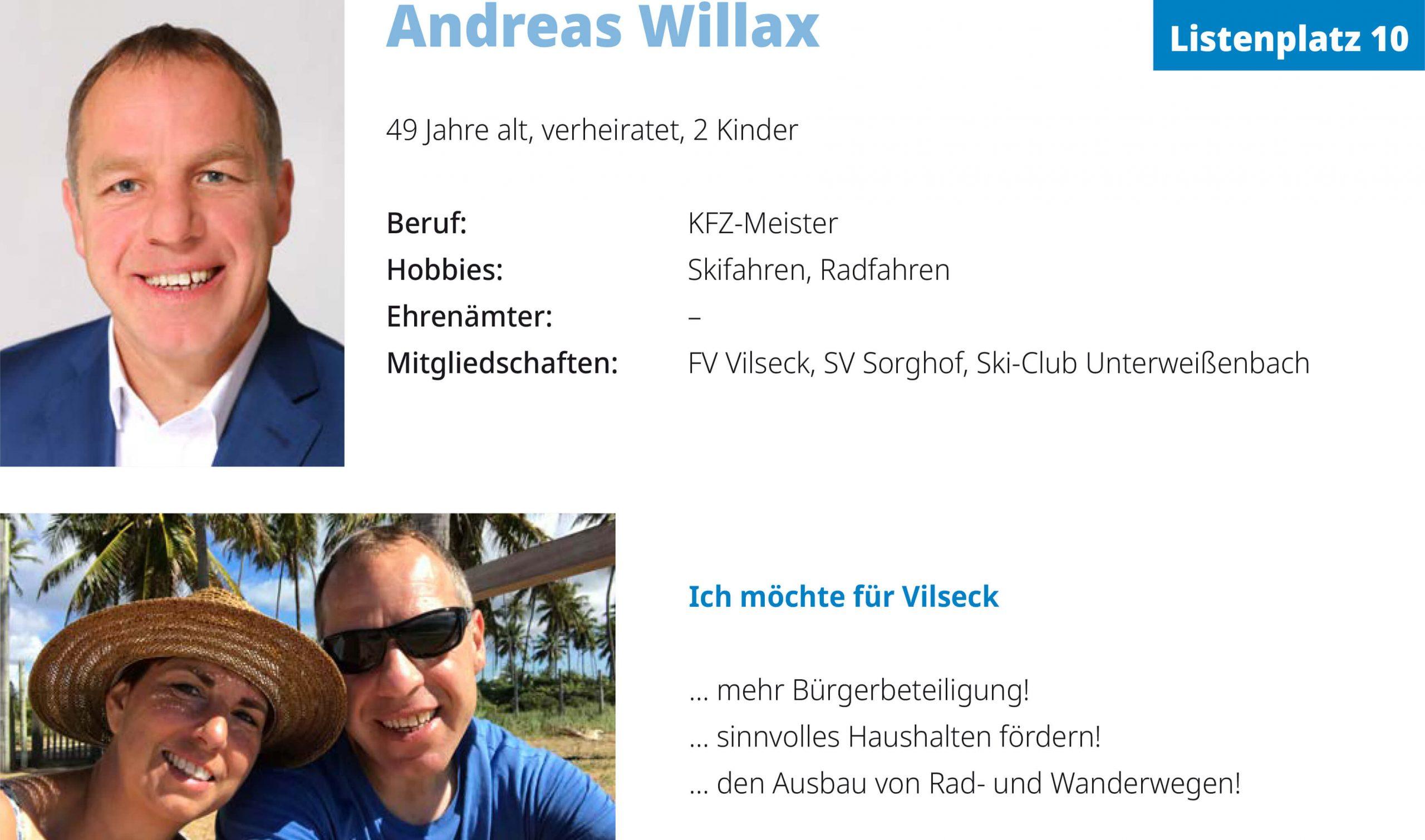 Andreas Willax