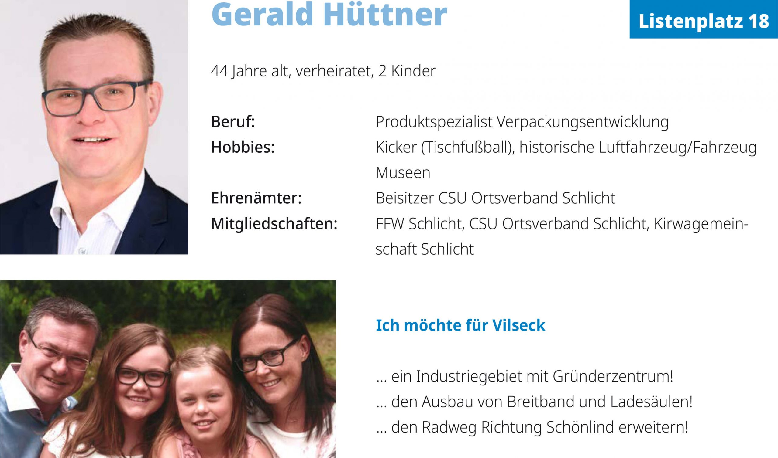 Gerald Hüttner