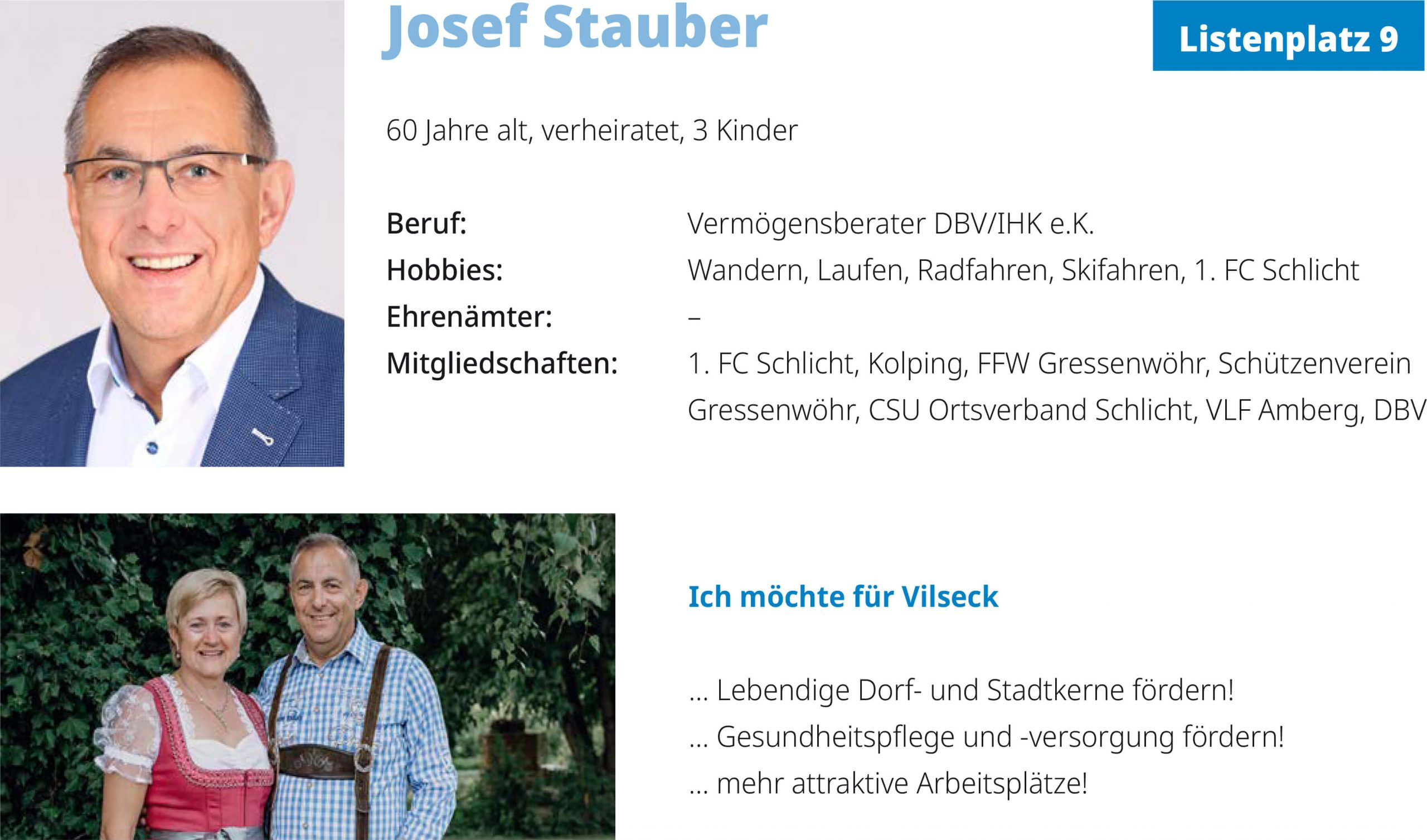 Josef Stauber