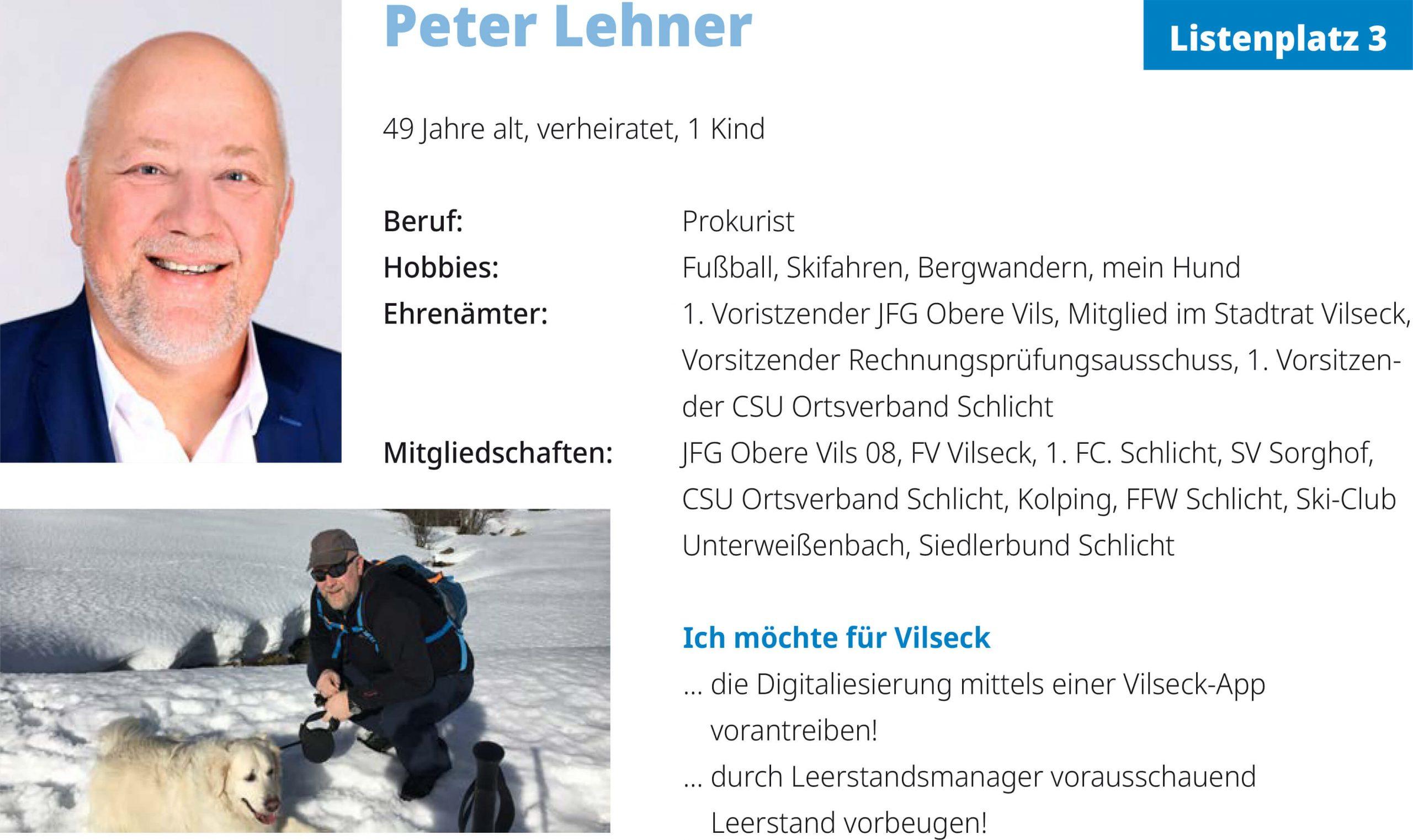 Peter Lehner