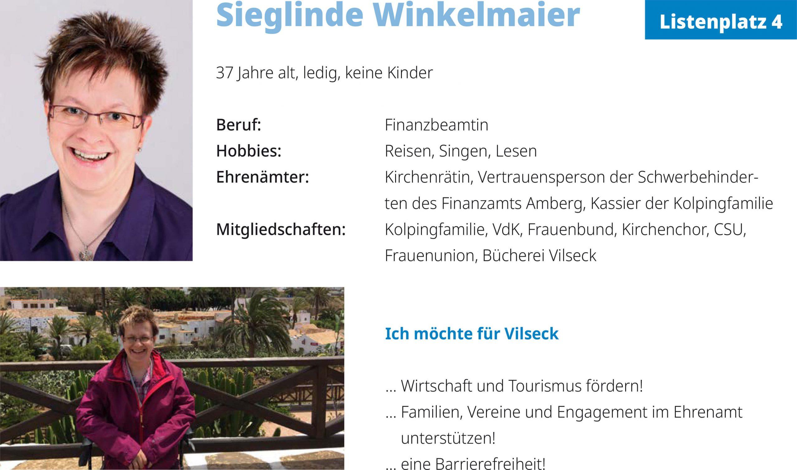 Sieglinde Winkelmaier